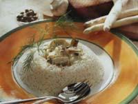 Spargel-Tofu-Frikassee
